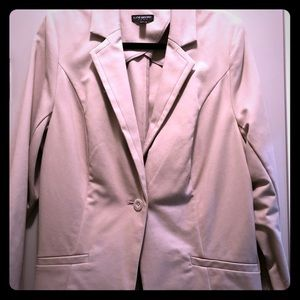 LaneBryant suit jacket/blazer